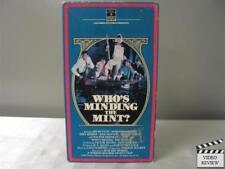 Who's Minding The Mint? VHS Jim Hutton, Bob Denver