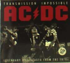 AC/DC - Transmission Impossible (CD 3) NUEVO 3x CD