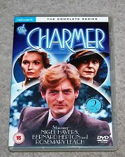THE CHARMER - THE COMPLETE SERIES - NIGEL HAVERS - 2 DVDS - FREE & FAST DELIVERY