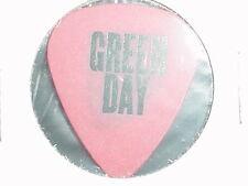 GREEN DAY Logo & Grenade Billie Joe Armstrong RaRe American Idiot GUITAR PICK