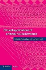 Clinical Applications of Artificial Neural Networks-ExLibrary