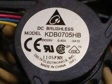 1323-00BE0H2 HP CQ1-1125 CQ1-1028 CQ1-1007  Cooling  FAN Delta KDB0705HB-9A10