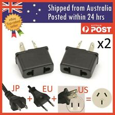 US JPN EU to AU Power plug Travel Adaptor Australian Plug Travel Adaptor
