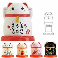 Japanese lucky cats shape Toothpick Holder Toothpick Box Cute Small Useul YK