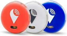 3 Pack TrackR Pixel Red White Blue, Item Tracker iOS/Android/Alexa Skill