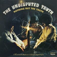 Nothing but the Truth 3 Motown Import allemand Mis Undisputed Truth Kent CD