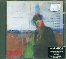 Signed Sealed Delivered Virgin Anniversary – Smashing Pumpkins/Iggy Pop Cd Ex