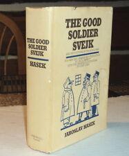 THE GOOD SOLDIER SVEJK by Hasek - INSCRIBED TO ACTOR JIRI VOSKOVEC by translator