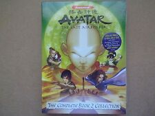 Avatar The Last Air Bender The Complete book 2   5-Disc Box Set  New sealed