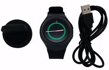 Samsung Galaxy Gear S2 Sport Smart Watch SM-R730T Black T-Mobile 4G