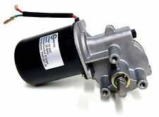 "Makermotor 3/8"" D Shaft Electric Gear Motor 12v Low Speed 50 RPM Gearmotor DC"