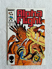 1987 Marvel Alpha Flight (1st Series) #49 VF