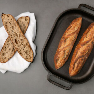 Challenger Bread Pan   Challenger Dutch Oven