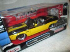 1/24 MAISTO ALL STARS Dodge challenger  convertible  PRO RODS open box
