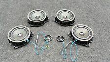 BMW X5 F15 X6 F16 HIFI System speaker Lautsprecher Hochtöner Mittelton 9286367