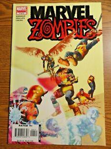 Marvel Zombies #4 Suydam X-men 1 Homage Cover Key VF+ Kirkman Galactus Wolverine