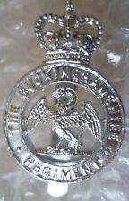 Staybrite Buckinghamshire Regiment Cap Badge QC Anodised Aluminium