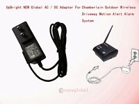 AC Adapter For Chamberlain CWA2000 C Wireless Driveway Motion Alert Alarm System