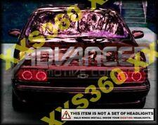 ORACLE Headlight HALO RING KIT for Chevrolet Caprice/Impala 91-96 RED LED