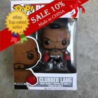 "Funko Pop! Rocky Clubber Lang #20 Extremely Rare Vaulted ""MINT"" - With Protector"