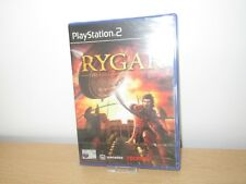 PS2 Rygar The Legendary Adventure UK Pal, New & Factory Sealed