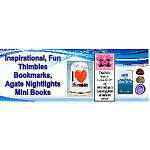 Thimbles+Bookmarks+Gifts and More