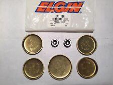 FORD Y-BLOCK V8 272 292 312 Engine Brass Expansion Freeze Plug Kit Elgin EP111BR