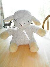 Big Sleep Sheep Baby Lamb Stuffed Animal Toy Sounds Ocean Whale Rain Heart Timer
