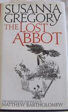 The Lost Abbot, Susanna Gregory: Chronicle of Matthew Bartholomew #19 hc