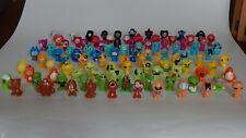Gogos Crazy Bones 100 assorted figures