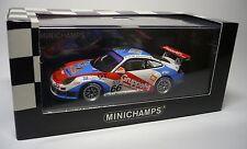 1 PORSCHE 911 GT3 RSR SPA 2005 1:43 MINICHAMPS