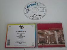 U2/THE UNFORGETTABLE FIRE(ISLAND 610 194) CD ALBUM