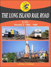 Long Island Rail Road In Color Volume 2: 1966-1990 / Railroad / Trains