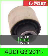 Fits AUDI Q3 2011- - Rubber Suspension Bush Rear Assembly