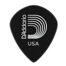 Planet Waves Duralin Black Ice Acoustic Electric Guitar Picks Heavy 25-Pack