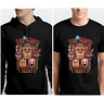 Mens Five Nights at Freddy's Fazbear Out of Hole Black  T-Shirt  HOODIE XS-5XL