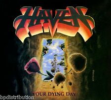 HAVEN - YOUR DYING DAY (2012, CD, Retroactive Digipak) Christian Prog Metal