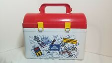 Vintage Rare Tool Time Home Improvement Real Man's Lunchbox