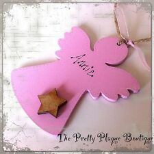 Handmade Wooden Baby Decorative Plaques & Signs