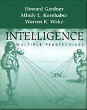 Intelligence: Multiple Perspectives by Howard Gardner, Mindy Kornhaber, Warren