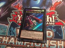 Secret Rare Unlimited New Number NUMH-EN045 Skypalace Gangaridai