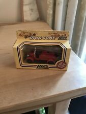 Lledo Promotional Fire engine - Chelmsford Town Fire Brigade , Boxed