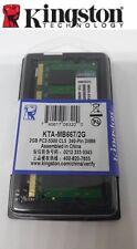 Memoria Ram KINGSTON KTA-MB667/2G DDR2 2GB NOTEBOOK PORTATILE 667Mhz PC2-5300