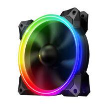 Sahara 12cm Pirate Turbo true RGB fan. ONLY Compatible with Sahara RGB fan Hub