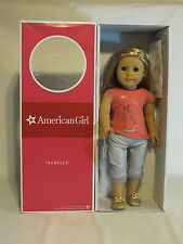 American Girl Isabelle Doll Retired GOTY  New box