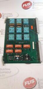 AGIE MJG 0222A Zch Nr 620 682.5 Relay Board