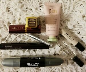 8 pc lot,MIXED MAKEUP, TOM FORD,  JIMMY CHOO, PIXI, Scratch & Dent Sale- *READ*