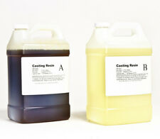 CASTING RESIN WHITE URETHANE, POLYMER, FAST SETTING, 1:1 MIX 2 GALLON KIT!