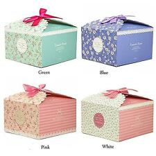 party favors gift boxes set of 12 decorative treats cake cookies goodies for