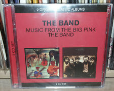 THE BAND - MUSIC FROM THE BIG PINK - THE BAND - 2 CD